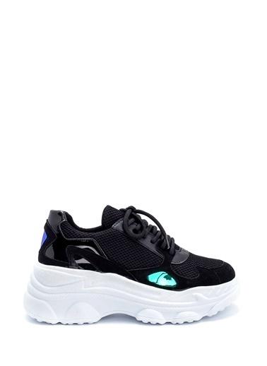 Derimod Kadın Ayakkabı (106) Spor Siyah